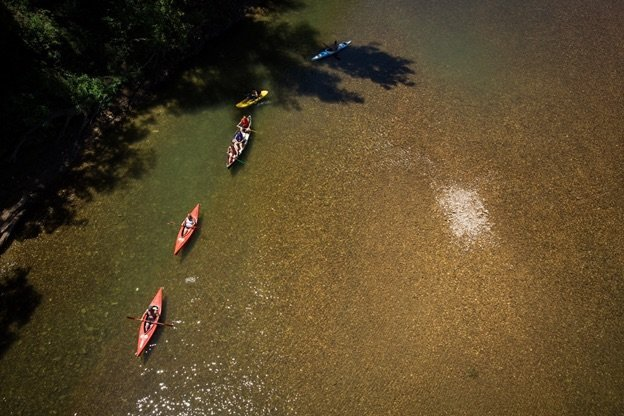 Read more about the article Tourism to Buffalo National River creates $66 million in economic benefits
